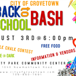 Back to School Bash Event