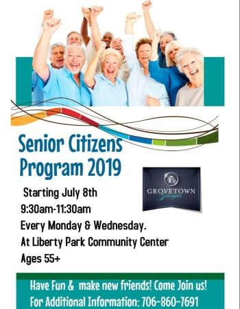 Senior Citizens Flyer