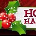 Holiday Happenings Banner